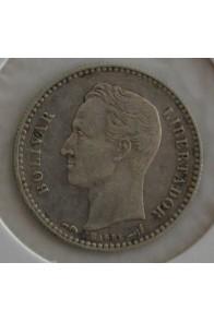 Medio Bolivar  - 1901