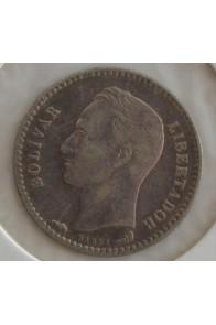 Medio Bolivar  - 1911