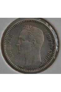 Medio Bolivar  - 1912