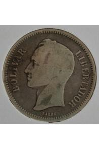 2 Bolivares  - 1902