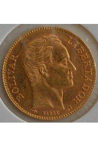 20 Bolivares  - 1905