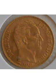 20 Bolivares  - 1910