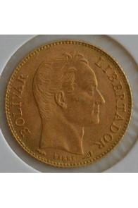20 Bolivares  - 1911