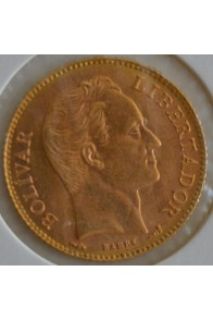 20 Bolivares  - 1912