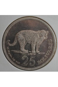 25 Bolivares  - 1975