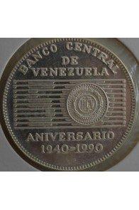 50 Bolivares  - 1990