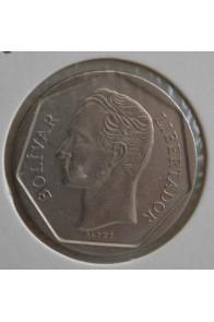 50 Bolivares  - 1998