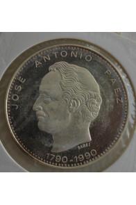 500 Bolivares  - 1990