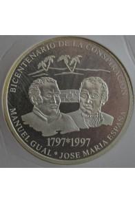 500 Bolivares  - 1997