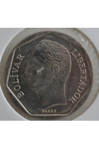 500 Bolivares  - 1998