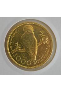 1000 Bolivares  - 1975