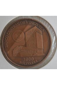 3000 Bolivares  - 1999