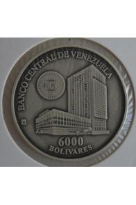 6000 Bolivares  - 1999