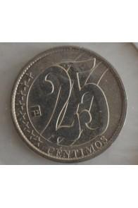 25 Centimo  - 2007
