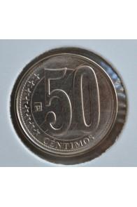 50 Centimo  - 2010