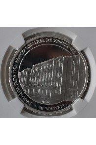 50 Bolivares  - 2010