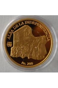 200 Bolivares  - 2010