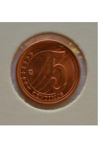 5 Centimo  - 2007