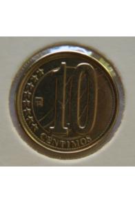 10 Centimo  - 2007