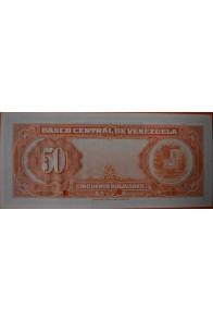 50 Bolívares Modelo A