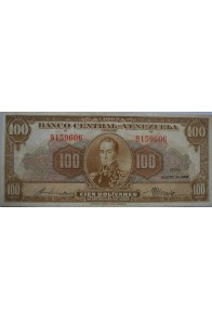 100 Bolívares  Mayo 17 1948 Serie B6