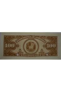100 Bolívares Modelo B