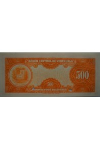 500 Bolívares Modelo C