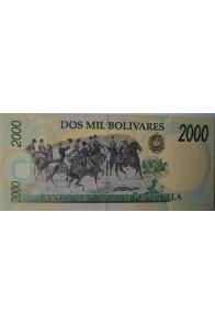 2000 Bolívares Modelo A