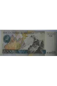 2000 Bolívares Modelo D