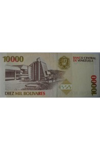 10000 Bolívares Modelo A