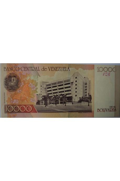 10000 Bolívares Modelo B