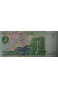 20000 Bolívares Modelo A