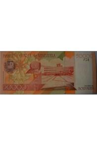 50000 Bolívares Modelo A