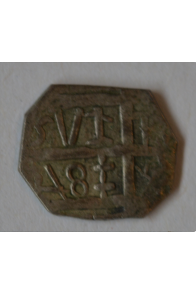 1 Reales  - 1813-17