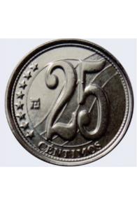 25 Centimo  - 2010