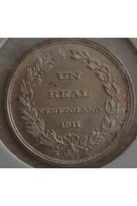 1 Real Venezolano 1811
