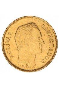 5 Venezolanos  - 1875