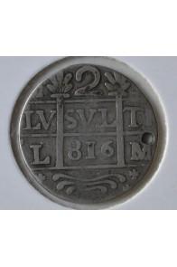 2 Reales  - 1813-17