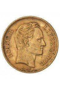 20 Bolivares  - 1888/6