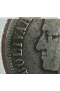 5 Bolivares  - 1889