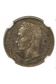 Medio Bolivar  - 1893