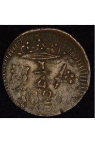 1 Reales  - 1817-21