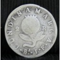 1 Reales  - 1817-21