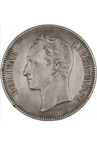 5 Bolivares  - 1903