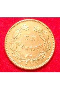 Centavo  - 1876