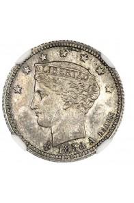 2 Centavo  - 1863