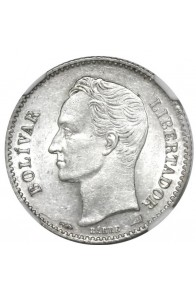 1 Bolivar  - 1911
