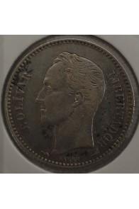 1 Bolivar  - 1912