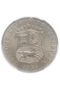 12 Medios Centimos  - 1938