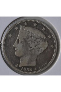 Real  - 1858